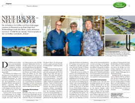 PR-Artikel im Steiermark Magazin 2018