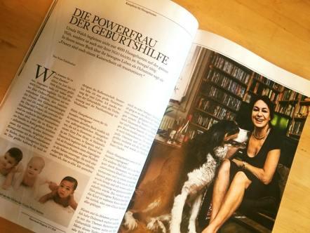 Ursula Walch im Steiermark Magazin September 2018