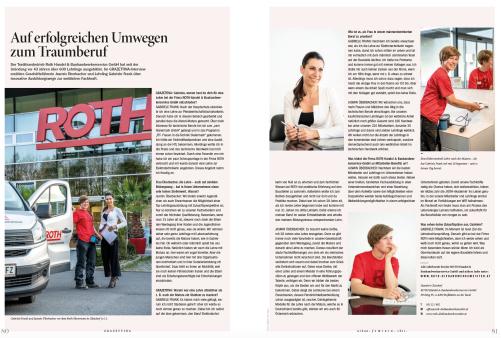 Artikel Grazettina Mai 2019